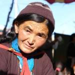 Ladakhische Frau